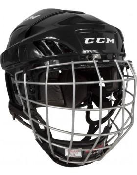 CCM Fitlite 40 Hockey Helmet Combo