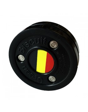 GREEN BISCUIT Belgium Off Ice Training Hockey Puck