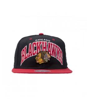 MITCHELL & NESS Chicago Blackhawks Snapback ND12Z