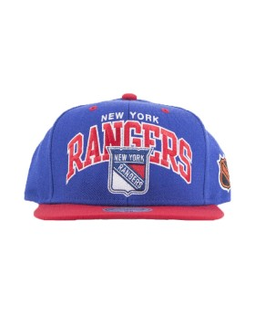 MITCHELL & NESS New York Ranger Snapback ND12Z