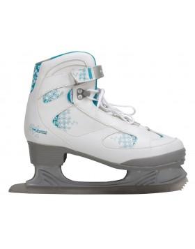 NIJDAM Women's Figure Skates 3235-WBZ