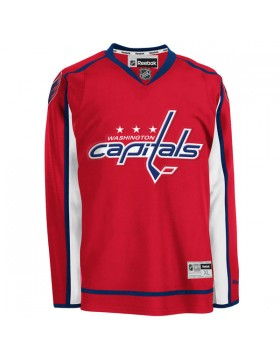 Reebok Washington Capitals Edge Adult Premier Jersey - Red