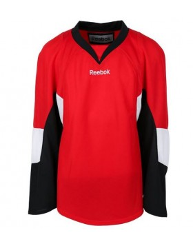 Reebok Ottawa Senators Edge Youth Game Jersey Home
