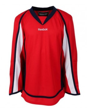 Reebok Washington Capitals Edge Adult Game Jersey Home