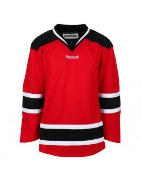 Reebok New Jersey Devils Edge Adult Hockey Jersey Home