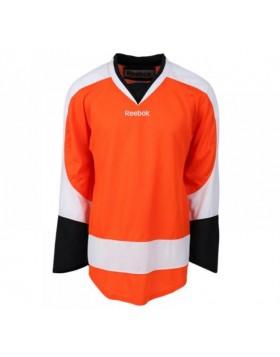 Reebok Philadelphia Flyers Edge Adult Game Jersey Home