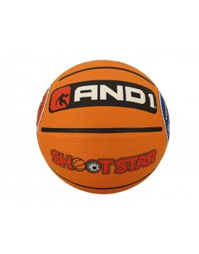 AND1 Shoot Star Training Basketball Ball