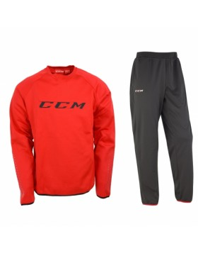 CCM Locker Suit Junior Tracksuit
