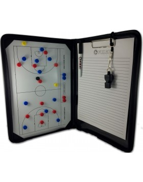 FOX 40 Pro Magnetic Folder Hockey Coaching Board