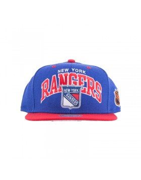 MITCHELL & NESS New York Rangers Snapback Cap / ND12Z