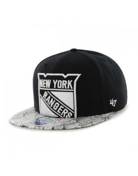 BRAND 47 New York Rangers Mamba Snapback
