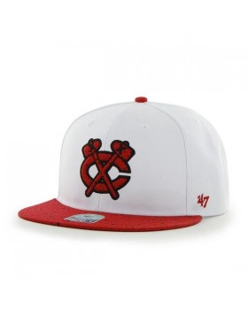BRAND 47 Chicago Blackhawks Snapback Cap