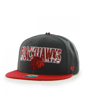 BRAND 47 Chicago Blackhawks Snapback Cap