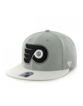 BRAND 47 Philadelphia Flyers London Fog Snapback Cap