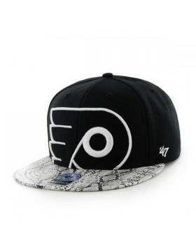 BRAND 47 Philadelphia Flyers Bamba Snapback Cap