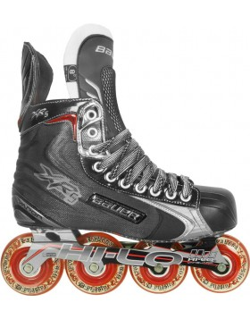 Bauer Vapor XR5 Senior Inline Hockey Skates-10.5-D