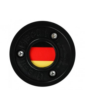 Green Biscuit Germany Off Ice Training Hockey Puck