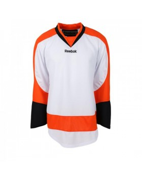 Reebok Philadelphia Flyers Edge Adult Game Jersey Away