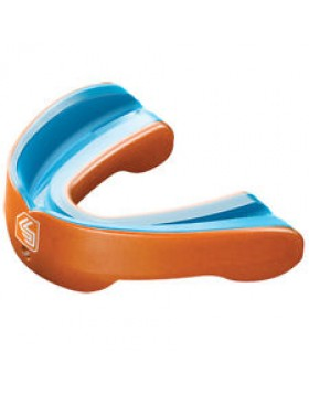 Shock Doctor Adult Gel Nano Mouthguard Pearl Orange 6412A