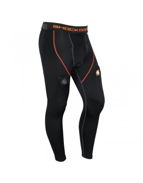 SHOCK DOCTOR Senior Core Compression Pants with Bio-Flex Cup 363