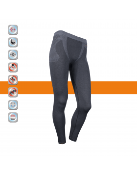 SIM LOC Orange Line Adult Thermo Pants