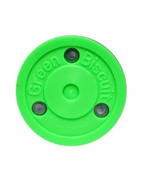Green Biscuit Original Off Ice Training Hockey Puck