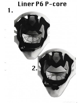 REEBOK P6 P-Core Mask Liner Replacement Kit