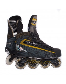 MISSION Axiom T8 Senior Inline Hockey Skates