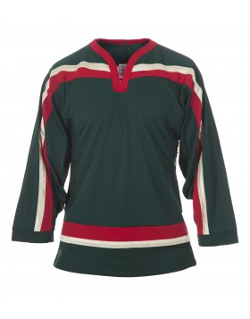 CCM Adult Minnesota Wild Practice Jersey Home
