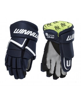 WINNWELL AMP 500 Youth Ice Hockey Gloves