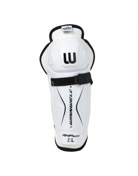 WINNWELL AMP 500 Youth Shin Guards